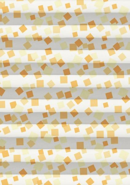 Quartett Perlmutt gelb