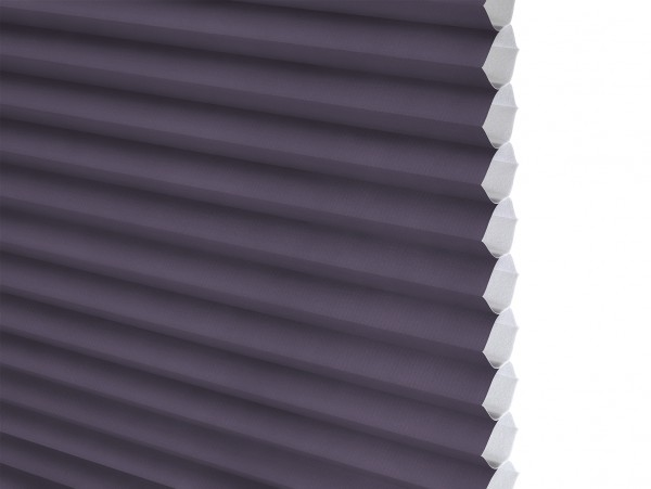 Duette Uni Duotone violett