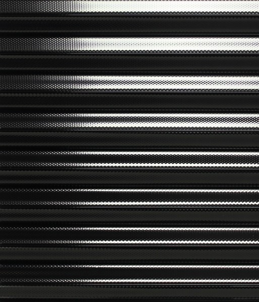 Folien-Plissee silber / silber