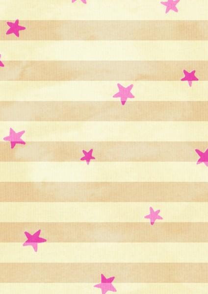 Lucero Perlmutt Black Out pink
