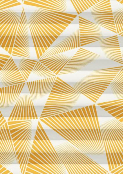 Triangle Perlmutt gelb
