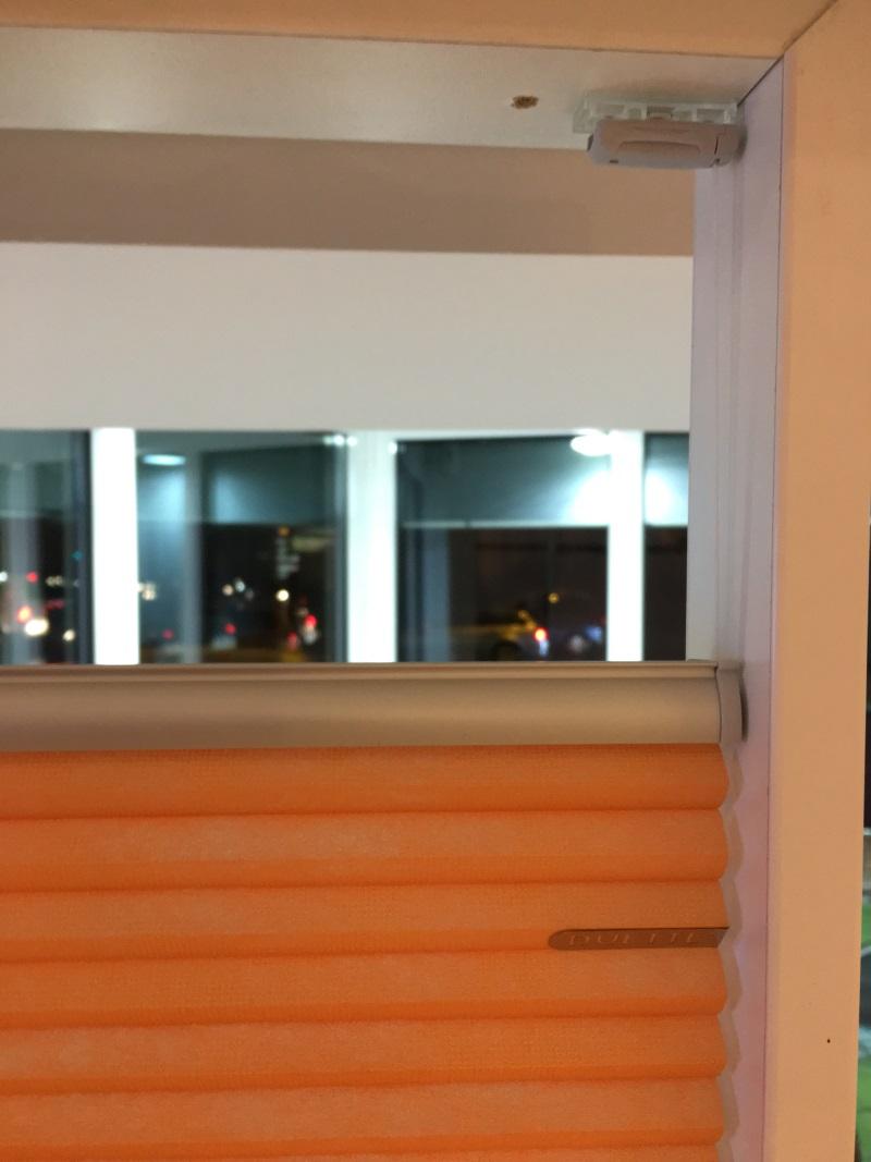 Plissee-Klebeplatte-Spannschuh-oben