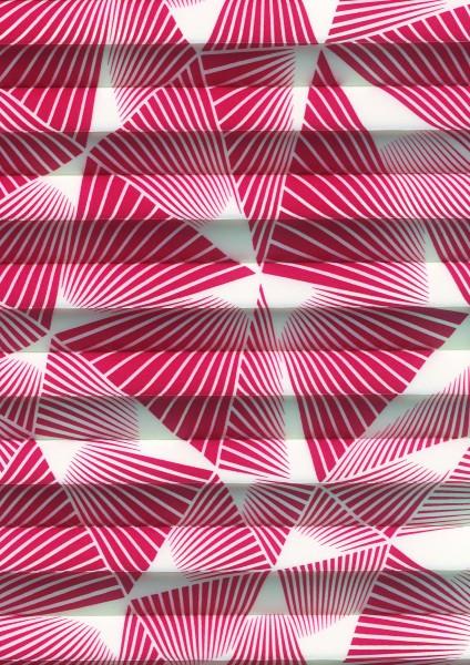 Triangle Perlmutt rot